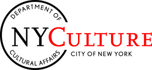 Logo: NYC Department of Cultural Affairs