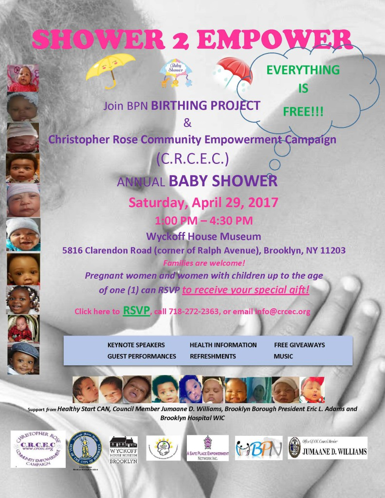 Shower 2 Empower 2017 flyer z2