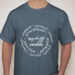 Wyckoff Cousins – Adult T-shirt