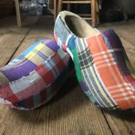 Patchwork Clogs
