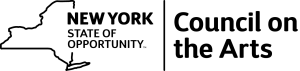 Logo: New York State Council on the Arts