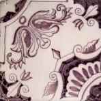 Delft Tile Coaster Set