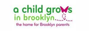 Logo: A Child Grows in Brooklyn