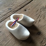 Mini Dutch clogs