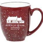New! Wyckoff Mug in Plum Red