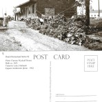 Postcard — Vintage Wyckoff House