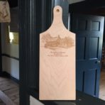 Engraved Maple Cutting Board